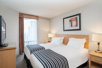 Suite, Multiple Beds (2 Single Beds with Sofa Bed)