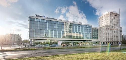 Radisson Blu Hotel, Leipzig, Leipzig