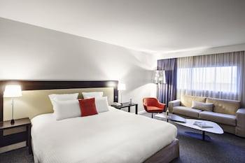 Deluxe Tek Büyük Yataklı Oda, 2 Çift Kişilik Yatak