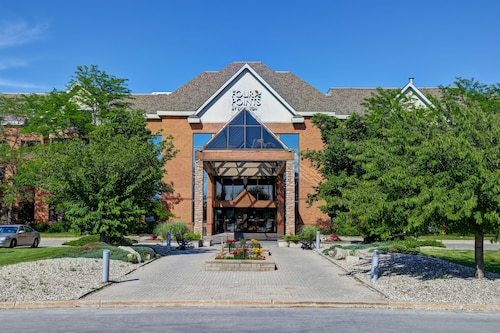 . Four Points by Sheraton St. Catharines Niagara Suites
