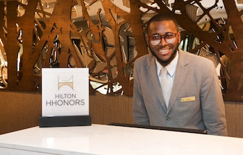 Reception at Embassy Suites Philadelphia - Airport in Philadelphia