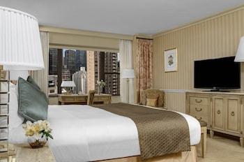 Executive, Tek Büyük (queen) Boy Yataklı, Şehir Manzaralı