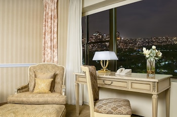 Executive Double Room, City View