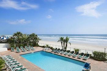 戴通納海濱溫德姆戴斯飯店 Days Inn by Wyndham Daytona Oceanfront