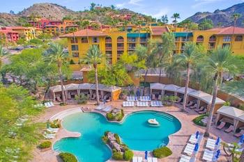 希爾頓珀恩特塔巴蒂奧懸崖度假飯店 Pointe Hilton Tapatio Cliffs Resort