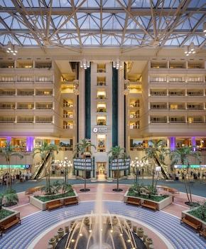 Hotel - Hyatt Regency Orlando International Airport
