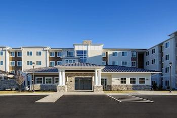 巴斯布倫睿克旅居飯店 Residence Inn Bath Brunswick Area