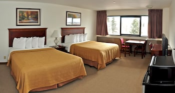 Deluxe Room, 2 Queen Beds, Accessible, Refrigerator & Microwave