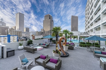 新奧爾良市區巨蛋假日飯店 Holiday Inn New Orleans - Downtown Superdome, an IHG Hotel