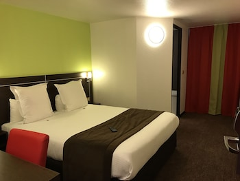 Comfort Hotel Enzo Restaurant le pit stop