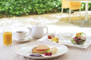 SHERATON MIYAKO HOTEL TOKYO Breakfast Meal