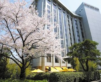 SHERATON MIYAKO HOTEL TOKYO Exterior