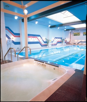 SHERATON MIYAKO HOTEL TOKYO Indoor Spa Tub
