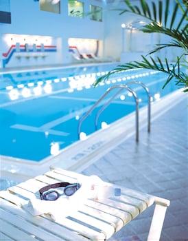 SHERATON MIYAKO HOTEL TOKYO Indoor Pool