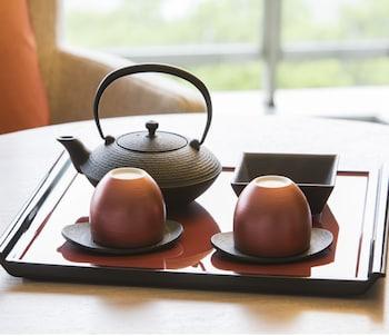 SHERATON MIYAKO HOTEL TOKYO Room Amenity