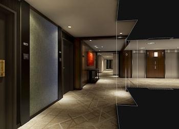 SHERATON MIYAKO HOTEL TOKYO Hallway