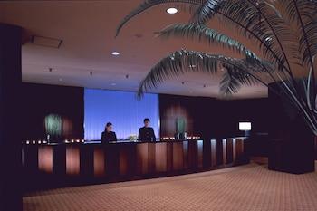SHERATON MIYAKO HOTEL TOKYO Reception