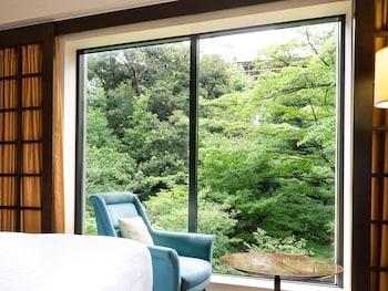 SHERATON MIYAKO HOTEL TOKYO View from Room