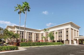 勞德代爾堡塞普里斯克里克希爾頓歡朋飯店 Hampton Inn Fort Lauderdale-Cypress Creek