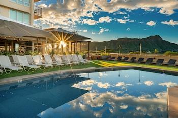 卡皮歐拉尼皇后飯店 Queen Kapiolani Hotel