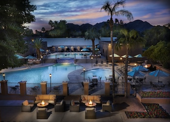 Hotel - Scottsdale Plaza Resort