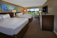 Deluxe Room, 2 Double Beds, Accessible