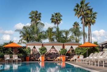 洛杉磯比佛利山四季飯店 Four Seasons Los Angeles at Beverly Hills