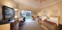 Deluxe Room, 2 Queen Beds, Non Smoking, Refrigerator
