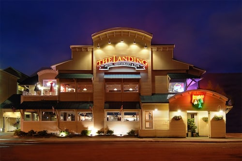 The Landing Hotel & Restaurant, Ketchikan Gateway