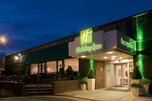 Wakefield - Holiday Inn Leeds Wakefield M1 J40 - z Warszawy, 3 kwietnia 2021, 3 noce