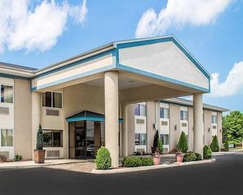 Hotel - Quality Inn Huron
