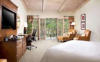 Deluxe Room, 1 King Bed, Poolside (Terraza)