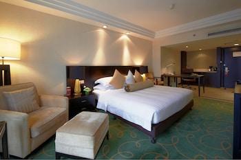 北京國際藝苑皇冠假日酒店