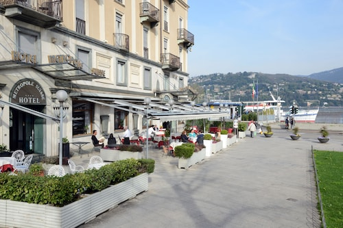 . Hotel Metropole Suisse