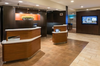 Hotel - Courtyard by Marriott Chicago Wood Dale