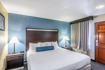 Hotel - Econo Lodge Glendale - Pasadena