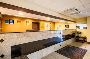 Lobby at Comfort Inn Baltimore East Towson in Parkville