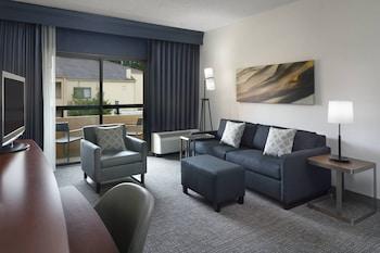 Suite, 1 Bedroom, Non Smoking, Courtyard View