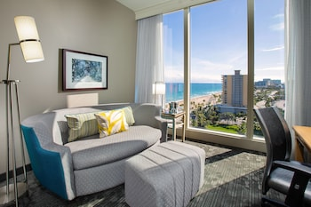 Junior Suite, 1 Bedroom, View