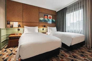 Hotel - Eaton HK