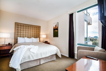 エグゼクティブ ホテル バンクーバー エアポート