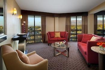 Executive Suite, 1 Bedroom, Non Smoking, Mountain View
