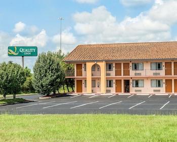 Hotel - Quality Inn Marianna