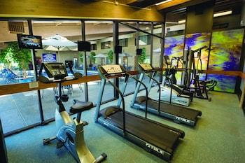 Best Western Plus University Inn - Fitness Facility  - #0