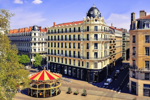 . Hotel Carlton Lyon - MGallery Hotel Collection