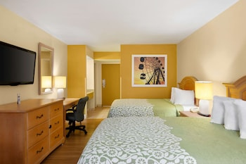 Room, 2 Double Beds, Non Smoking (Third or Fourth Floor)
