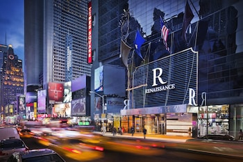 Renaissance New York Times Square Hotel photo