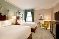 Fairmont Room,  Double Beds - Newly Renovated