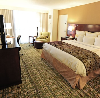 Concierge Room, Room, 2 Double Beds