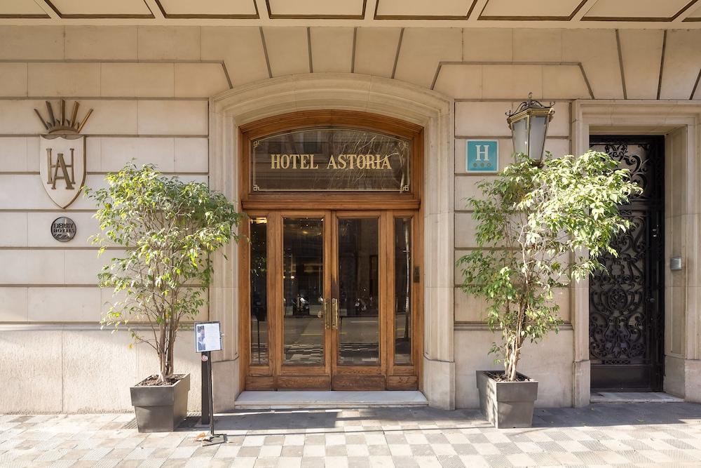 아스토리아 호텔 바르셀로나